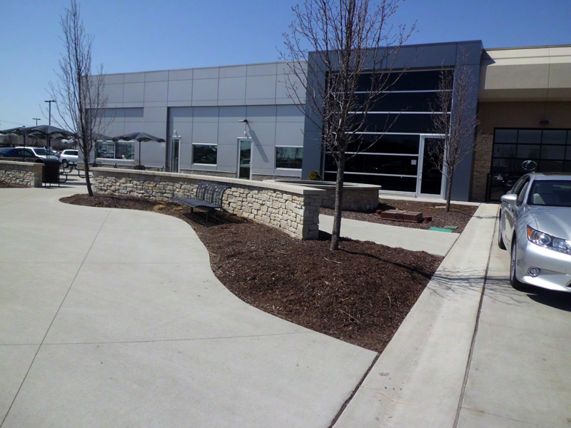 Lexus Of Rockford >> Retail Projects Concrete Systems Inc