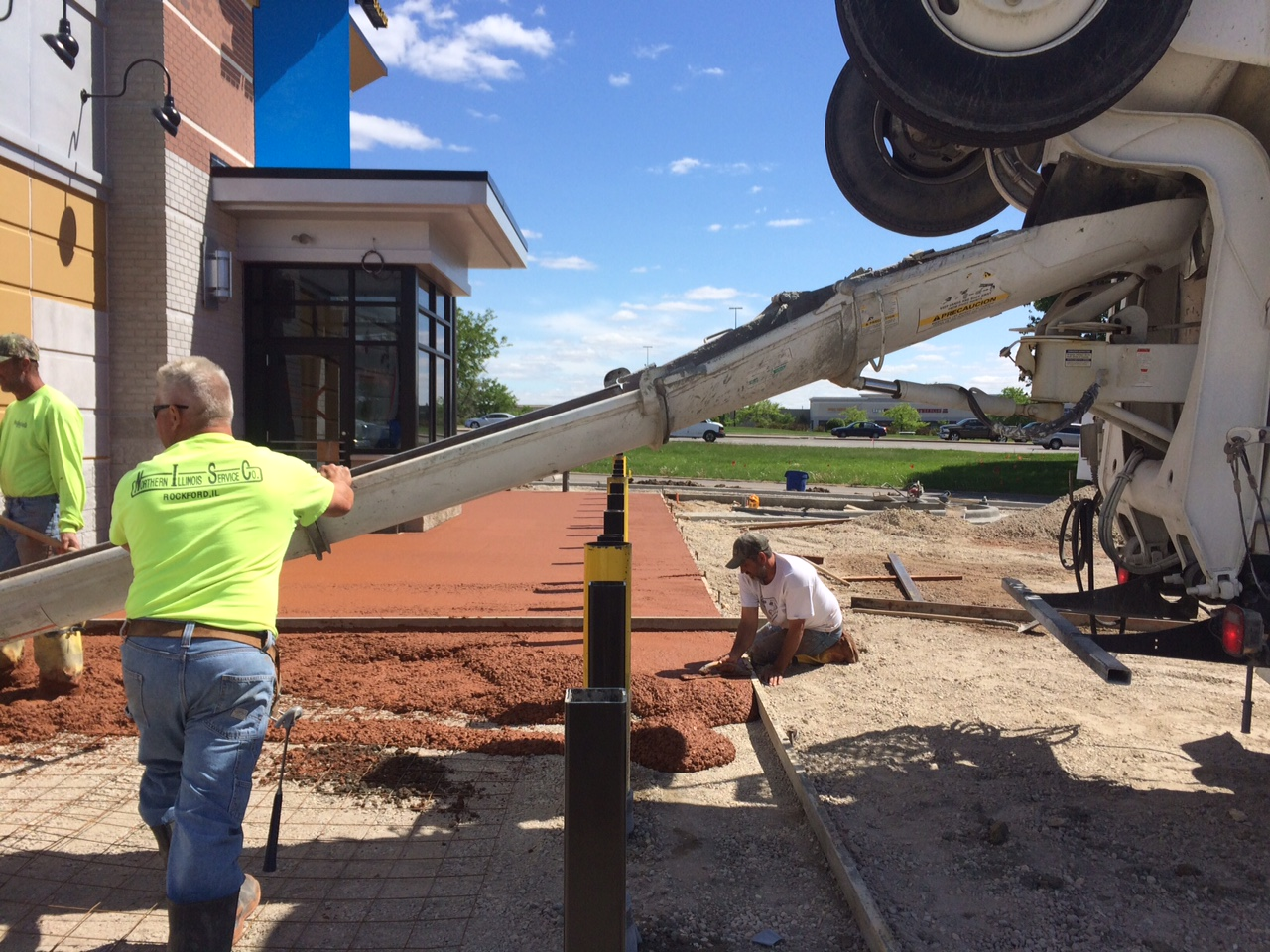 Retail - Projects - Concrete Systems, Inc.